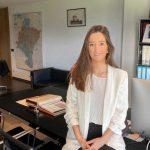 """Amaya Larraya: """"El Consistorio ha sabido adaptarse rápido a las necesidades surgidas durante un  primer año de legislatura marcado, sin duda, por la crisis del Covid-19"""""""