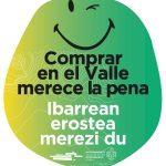 El Valle de Egüés incentiva el consumo local a través de una campaña de bonos, que tendrá una repercusión de 100.000 euros en los comercios