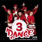 El Festival 3dance llega un año más a Sarriguren