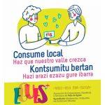 Consume local, haz que nuestro valle crezca