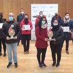 El Ayuntamiento del Valle de Egüés acoge la entrega de galardones del Sexto Concurso de Escaparates