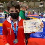 Buenos resultados en el Campeonato de España de luchas olímpicas sub-15, cadete y sub-23