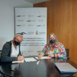 El Ayuntamiento de Valle de Egüés firma un convenio con la Fundación Fsingenium