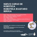 Nuevo curso de Robótica