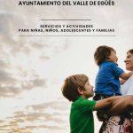 Servicios y actividades para niñas, niños, adolescentes y familias