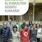 Disfruta en el Euskaltegui / Gozatu Euskara