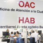 El lunes reabre la Oficina de Atención Ciudadana, Registro Civil y Servicio Social de Base con cita previa