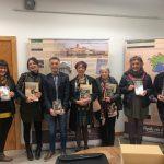 Inauguración de la exposición de las Hermanas Uriz Pi en el Centro Cívico de Larraintzar en la Ultzama