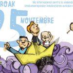 PROGRAMA 25N, DÍA INTERNACIONAL PARA LA ELIMINACIÓN DE LA VIOLENCIA HACIA LAS MUJERES