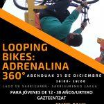 LOOPING BIKES: 360 GRADUKO ADRENALINA