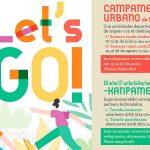 AMPLIADO EL PLAZO DE INSCRIPCIÓN PARA EL CAMPAMENTO JUVENIL EGUESIBAR LET´S GO!
