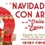 """El Ayuntamiento del Valle de Egüés apuesta por unas """"Navidades con arte"""" para fomentar el consumo local y la creación artística"""