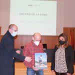 Alfonso Serrano Reinaldos pasa a engrosar la galería de la fama del Valle de Egüés