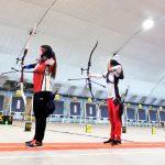 Campeonato de España de tiro con arco sala