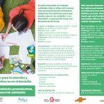 Formación para la atención de menores en los domicilios