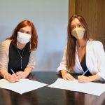 El Ayuntamiento de Valle de Egüés y de Burlada firman un convenio para mejorar la eficiencia de la gestión pública