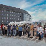 El Ayuntamiento del Valle de Egüés inaugura su área de autocaravanas en Sarriguren